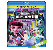 Bienvenidos a Monster High (2016) Full HD BRRip 1080p Audio Dual Latino/Ingles 5.1