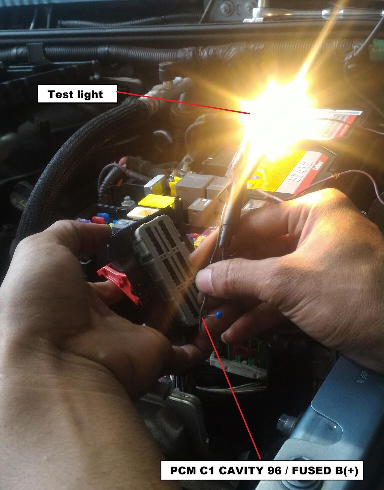 Jeep Wrangler (JK) V6 Mesin kadang2 tidak bisa starter/PCM