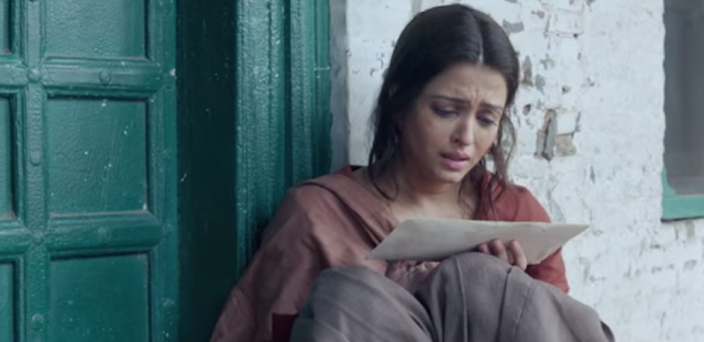 Aishwarya Rai Bachchan, from the movie SARBJIT.