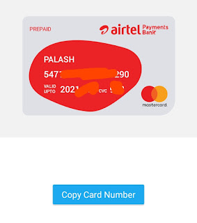 How to open airtel payment bank