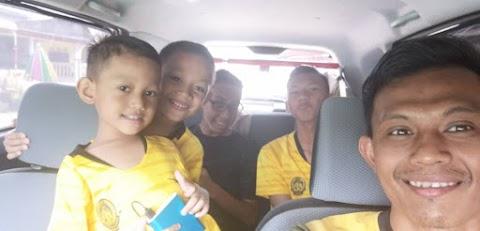 Pengalaman Pertama Tengok Bola Secara Live Di Stadium Nasional Bukit Jalil