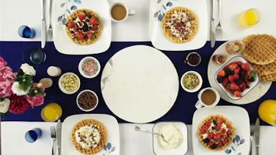 Corelle Waffles