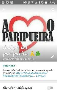 Amigos de Paripueira - Grupo de WhatsApp