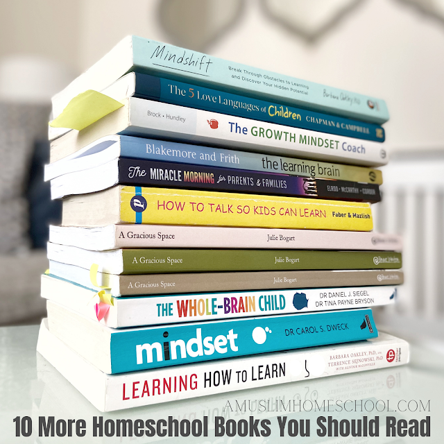 book reviews for homeschool and parenting from a muslim homeschool