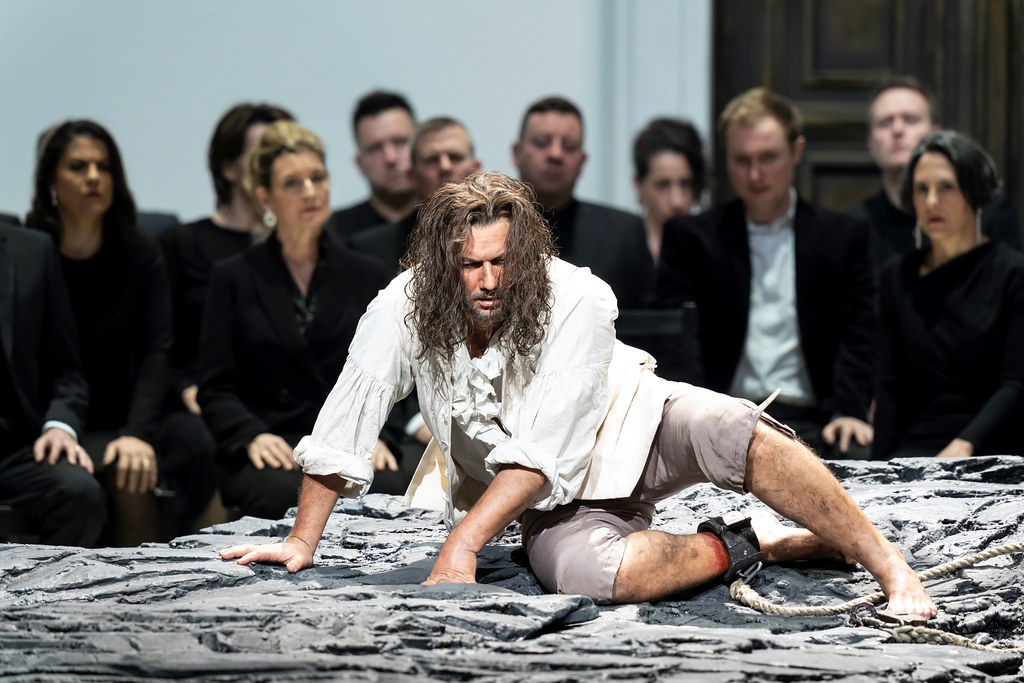 Beethoven: Fidelio - Jonas Kaufmann - Royal Opera (Photo ROH/Bill Cooper)