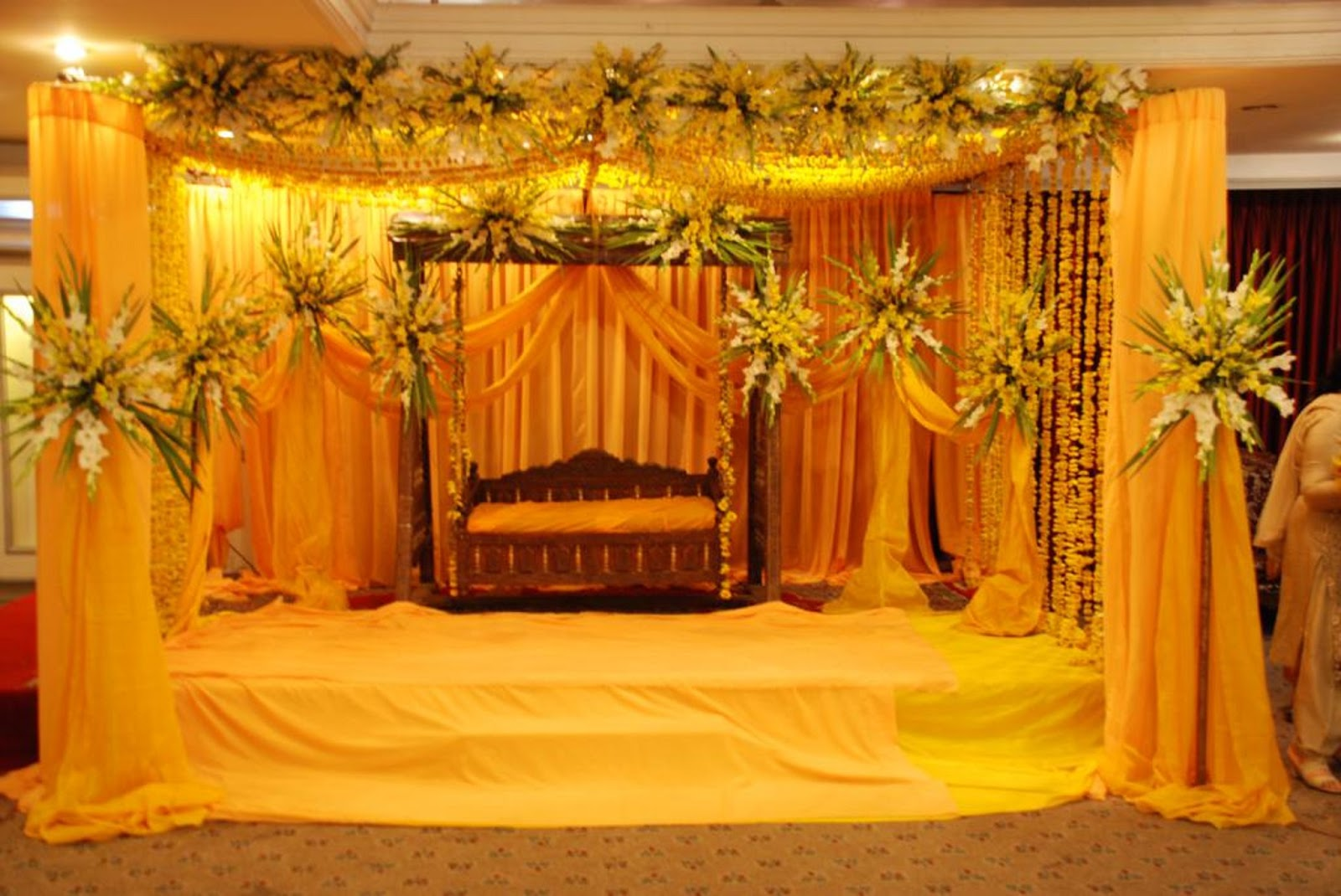 As Royal Decor 3d Wallpaper Free Download Hd Wallpapers Mayoon Function Stage