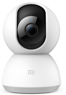Mi MJSXJ02CM 360° 1080P WiFi Home Security Camera (White) - Online Trade DD