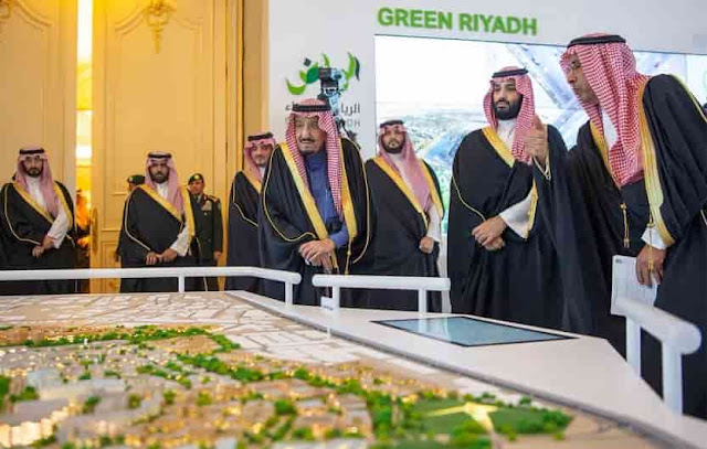 90% of the Kingdom's Population will live in the Cities by 2050 - Green Saudi Arabia - Saudi-Expatriates.com