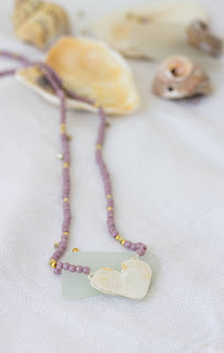 DIY – How to make a shell necklace