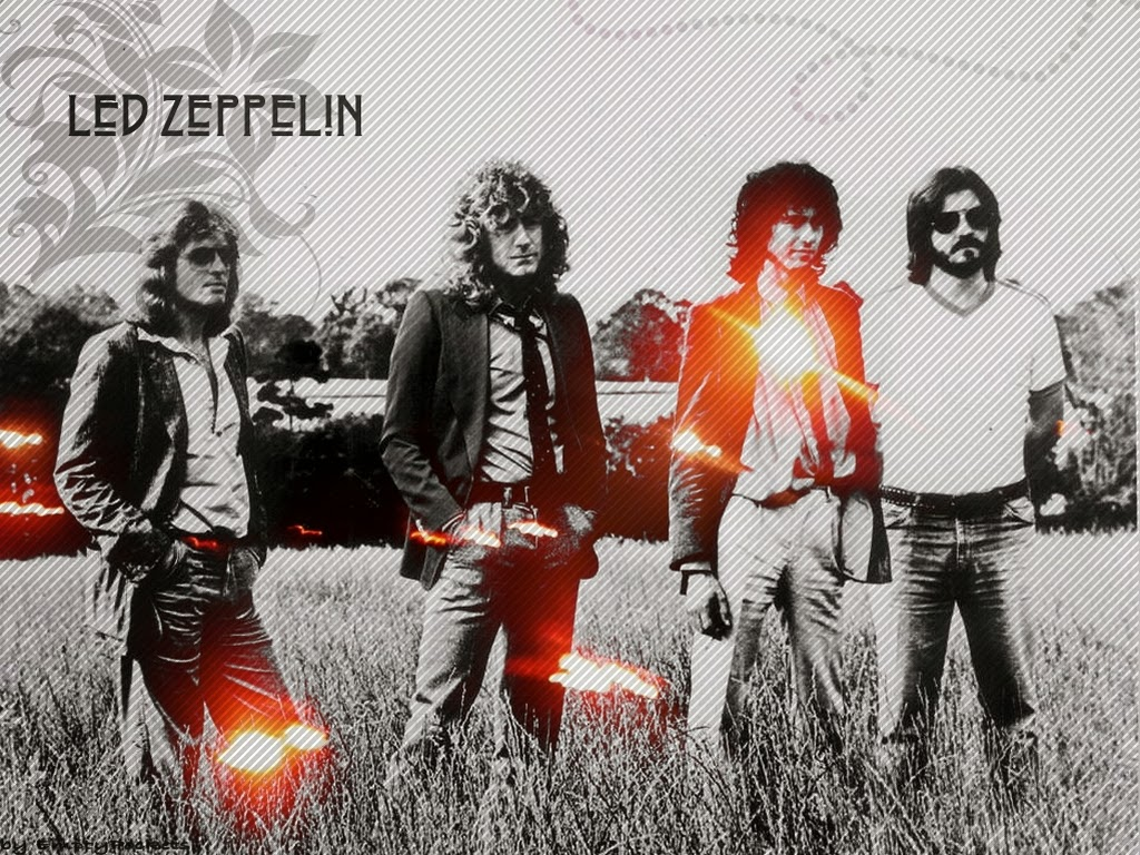 10 Lagu Terbaik dan Terpopuler Led Zeppelin
