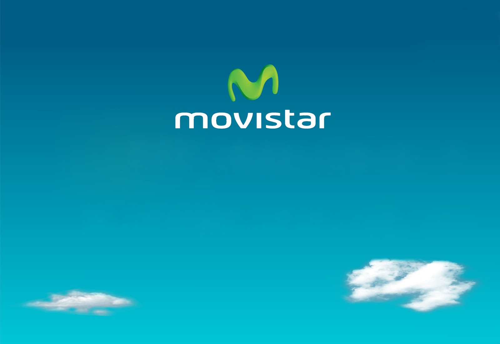 Tutoriales De Photoshop Y Coreldraw Fondo Movistar Con Logo