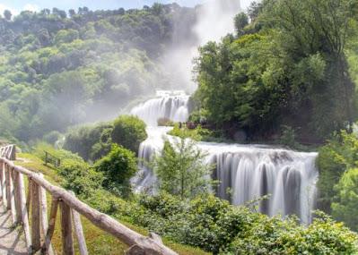 Gite e vacanze in Umbria - Itinerari e luoghi di interesse