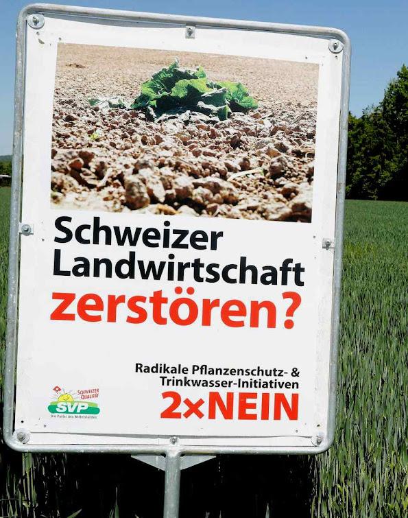 Destruir a agricultura? Dois NÃO às duas leis ecologistas