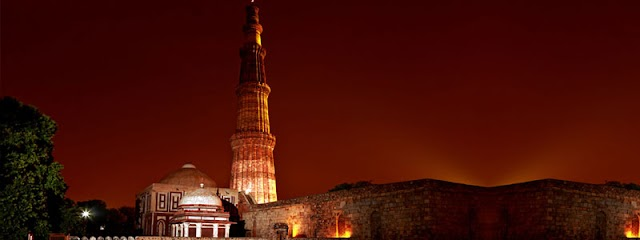 Qutub Minar, Delhi (Entry Fee, Timings, History, Built by, Images & Location)