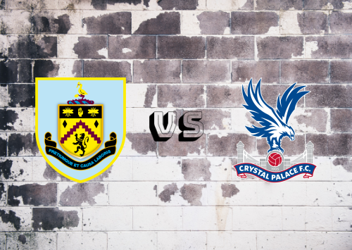 Burnley vs Crystal Palace  Resumen