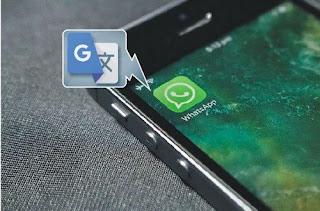 Cara Translate Bahasa di WhatsApp