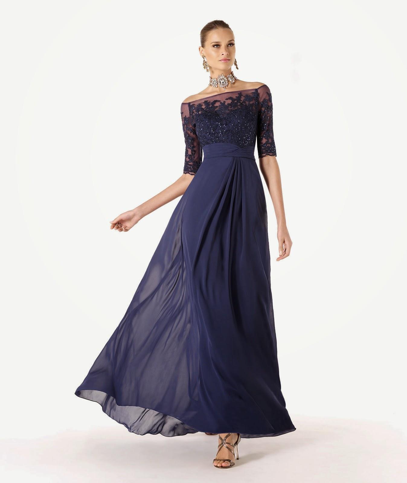 Vestidos De Madrina Rosa Clara 17 Bonitos Diseños De Moda