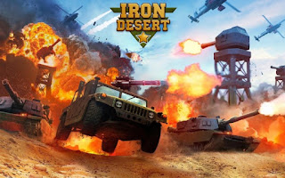 Iron Desert – Fire Storm Mod Apk Money Mod Free Download For Android