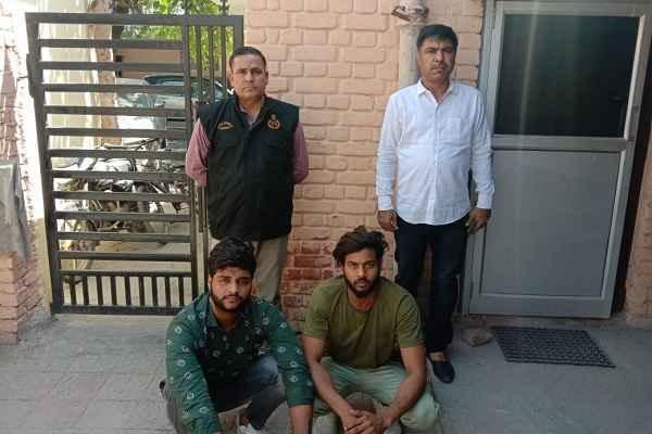 ballabhgarh-sabji-mandi-firing-case-2-accused-arrested