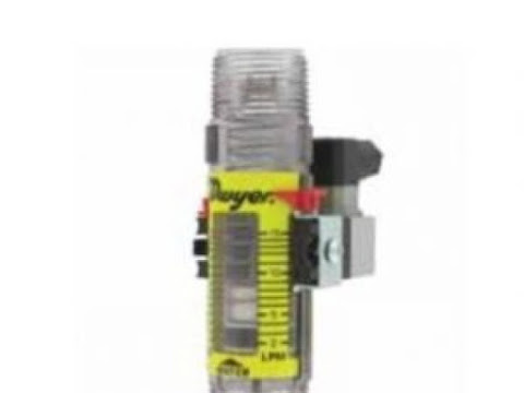 Dwyer Series FS Flow Meter with Flow Limit Switch
