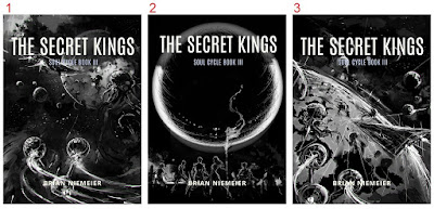 The Secret Kings covers 1, 2, & 3 text