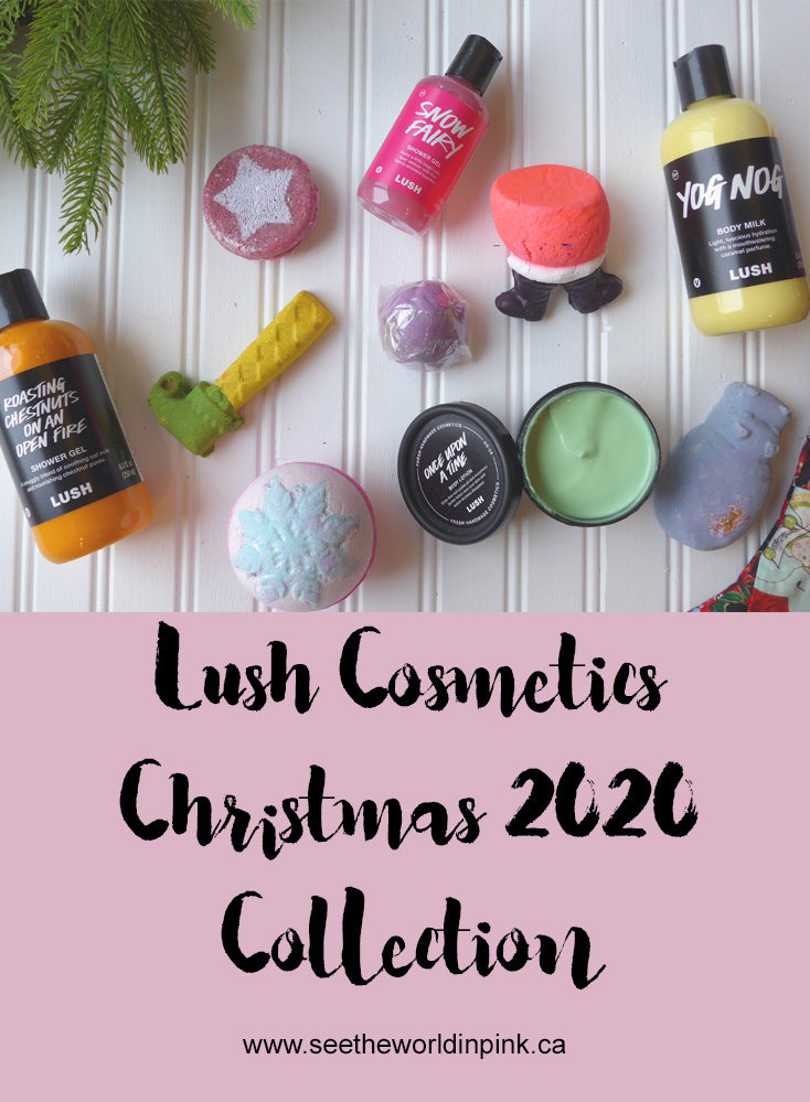 Skincare Saturday - Lush Christmas Collection!