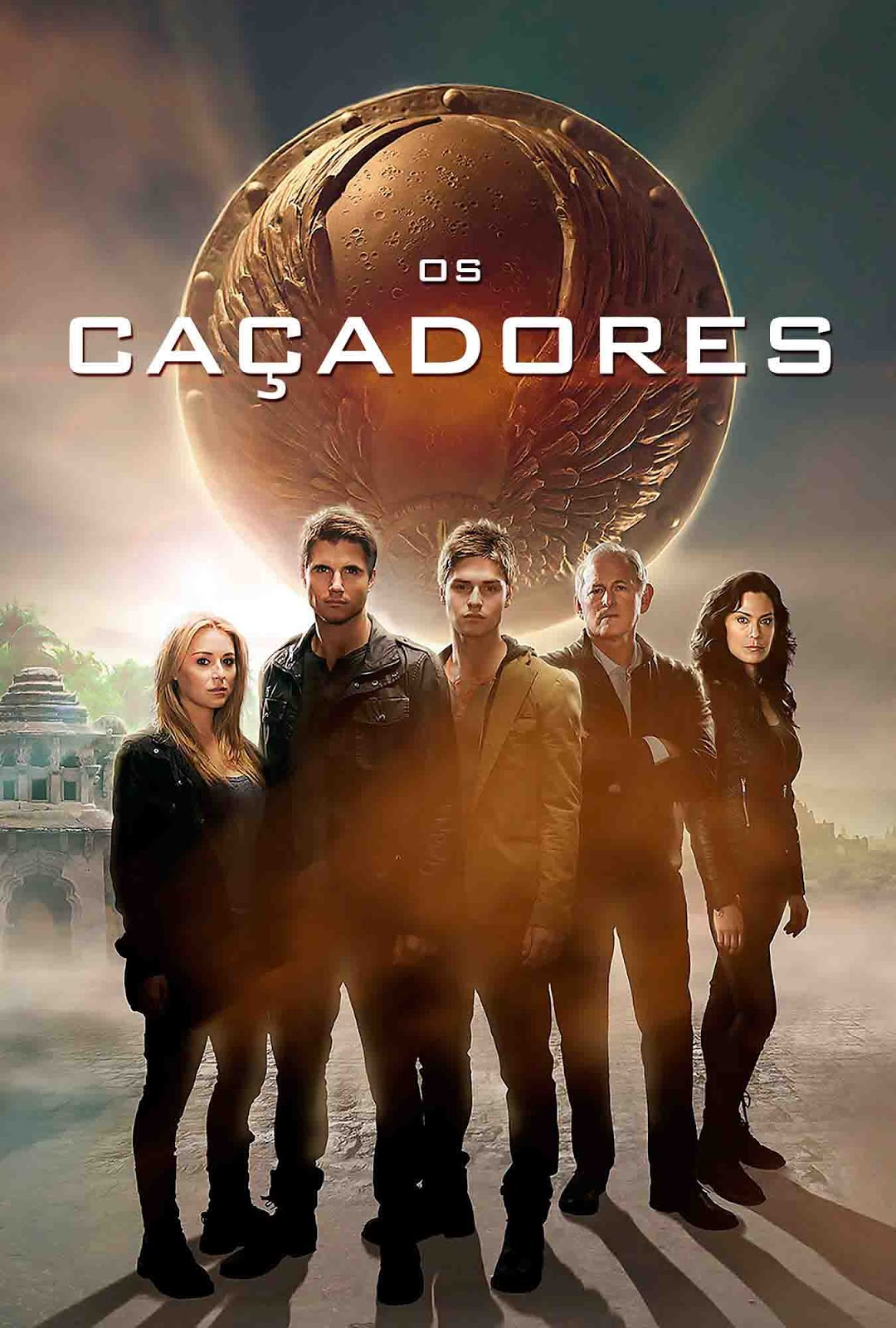 Os Caçadores Torrent – BluRay 720p e 1080p Dual Áudio (2016)