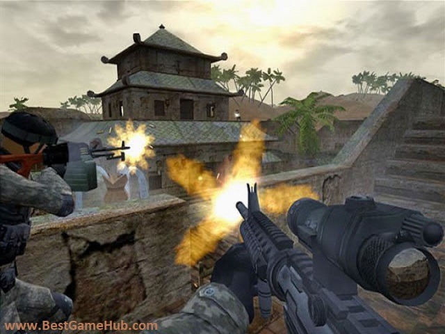 Delta Force Xtreme 2 torrent pc game download - bestgamehub.com