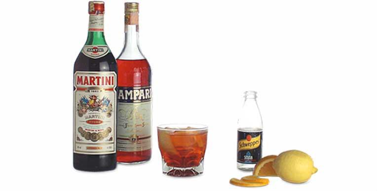 Americano Ricetta Angostura.Everythinginthebar Americano Cocktail