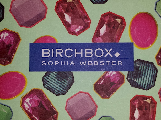 Birchbox Sophia Webster December 2014