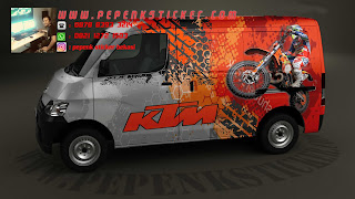 Mobil,grandmax,grandmax blidvund,Cutting Sticker,Cutting Sticker Bekasi,Decal,jakarta,Bekasi,