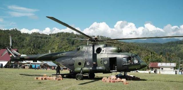 Masuki Hari Ke-42, Nasib Helikopter MI-17 Yang Hilang Masih Tanda Tanya