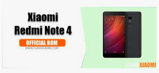 Download Xiaomi Redmi Note 4 Flash File
