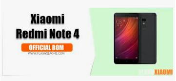 Download Xiaomi Redmi Note 4 Flash File