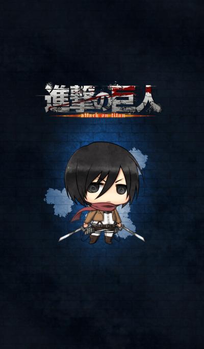 Attack on Titan ~Mikasa~