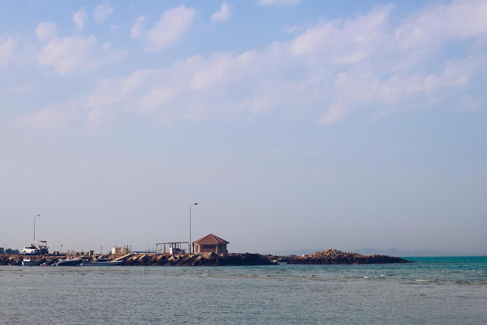 view from Danat Jebel Dana