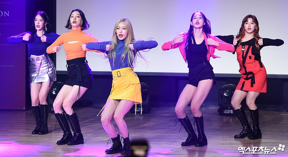 This is What Ex-Member of PRISTIN's Feel After Debut Again As a Member of HINAPIA