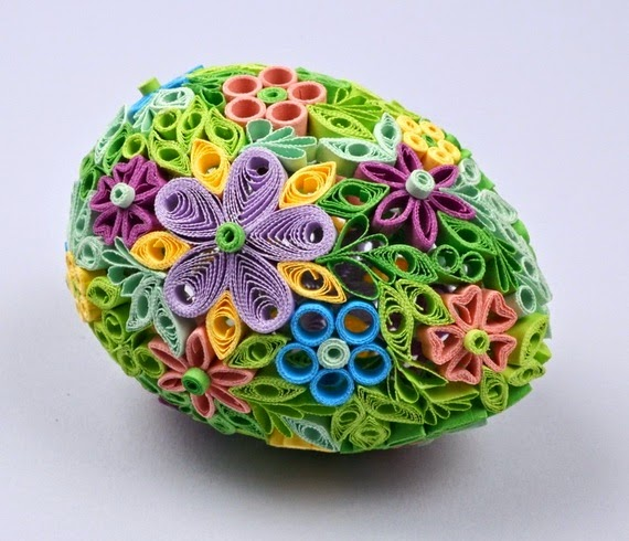 Paper quilling creative ideas art craft projects for Quilling craft ideas