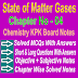 Chemistry Class 11 Notes | State of Matter Gases | Chapter Four