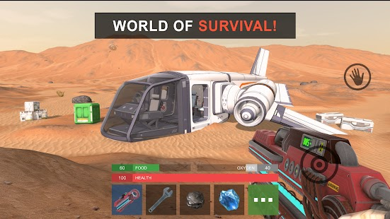 Marsus: Survival on Mars Apk Free on Android Game Download