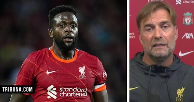 Klopp calls Origi a 'Liverpool legend', reveals why striker did not leave club in summer