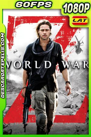 Guerra Mundial Z (2013) 1080P 60 FPS BDRIP Latino – Ingles