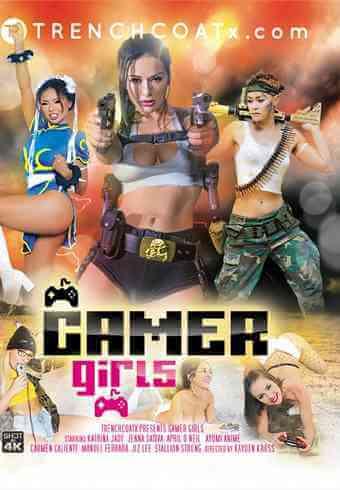 Download [18+] Gamer Girls (2018) English 360p 329mb    480p 589mb