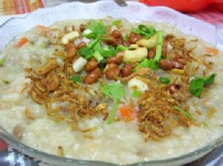 Resepi Bubur Lambuk Bulan Ramadan Yang Mudah
