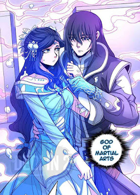 God of Martial Arts Lastest Chapter update