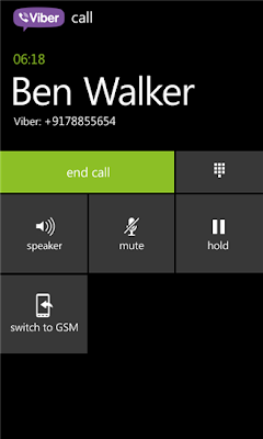 Viber for Windows Phone 8 update brings free HD calls, Lock Screen Notifications and more