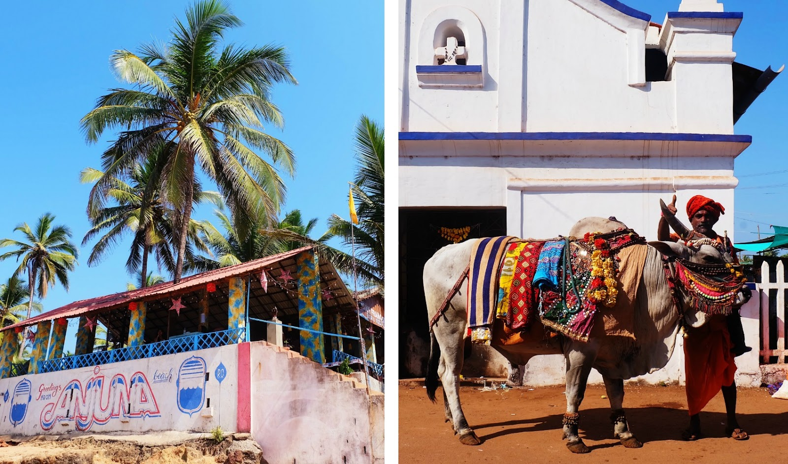 Anjuna Travel Guide - Goa