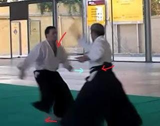 aikido yasunari kitaura