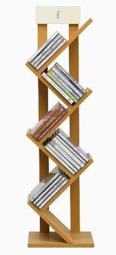 DVD Rack Transform for Book - Image: Pinterest Community