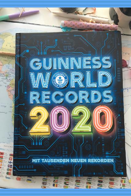 Mit Kindern Rekorde aufstellen GWR 2020